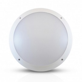 Plafonnier LED Hublot rond 30W Ø300mm 4000°K IP65