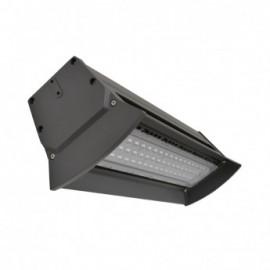 Lampe industrielle LED Intégrées Gris Anthracite 50W 6050 LM 4000°K