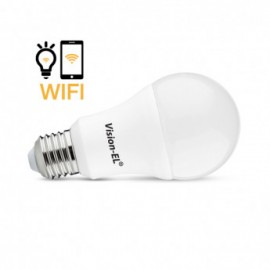 Ampoule LED E27 Connectée WIFI 12W CCT + Dimmable