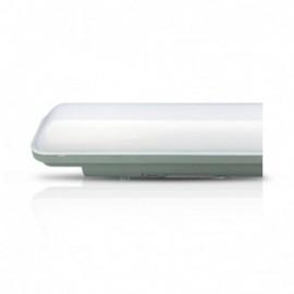 Boitier Etanche LED Intégrées Traversant 24W 3000°K IP65 600mm