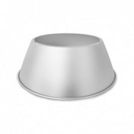 Réflecteur Lampe Mine UFO 60° Aluminium (100W-120W)