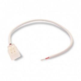 Connecteur Jonction Bandeaux LED 12V / 24V 10mm pour IP67 Bandeau à Câble