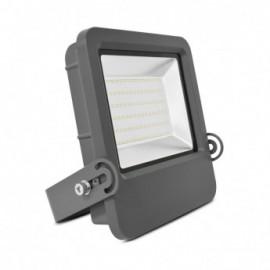 Projecteur Exterieur LED Plat Gris 80W 6000°K