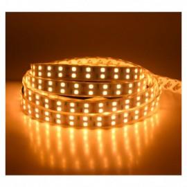 Bandeau LED 3000°K 5m 120 LED/m 60W 24V IP67