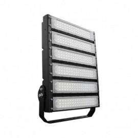 Projecteur Exterieur LED 600W 3000K Modules
