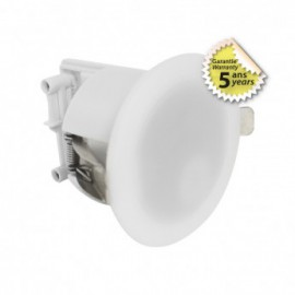 Détecteur de présence IR LED encastrable 360° 1000W max 1-10V BBC