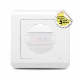 Interrupteur mural Automatique LED IR IP20 160°