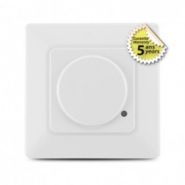 Détecteur mural Automatique LED RF ON/OFF/AUTO IP20 180°