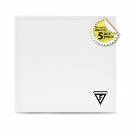 Plafonnier LED Blanc Recouvrable 595x595 36W 6000°K - GARANTIE 5 ANS