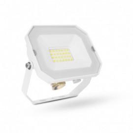 Projecteur Extérieur LED Plat Blanc 50W 4000K sans câble