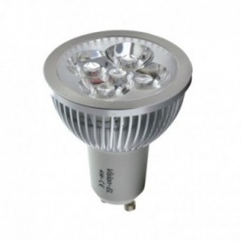 Ampoule LED GU10 Spot 4W Dimmable 3000°K