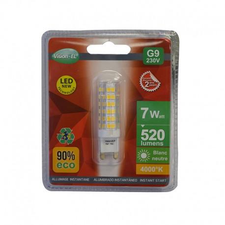 Led 4000°k Mali 7w G9 Technology Global Distribution Ampoule WYE9IDH2
