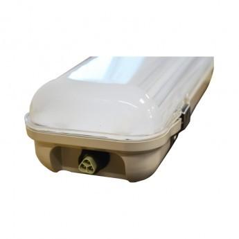 Boitier étanche LED Intégrées 4000°K 88 Watt IP65 1865 x 110 (4) Trav