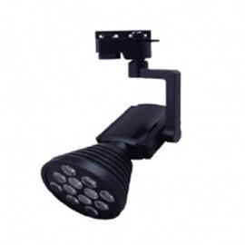 Spot LED Noir 14W 3000°K
