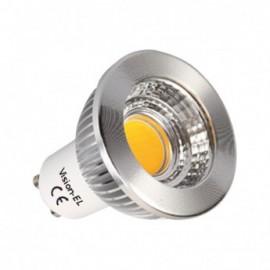 Ampoule LED GU10 COB 6W 6000°K